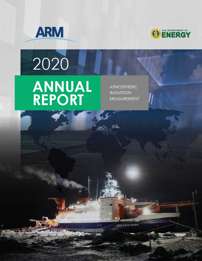 2020 ARM Annual Report cover