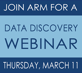 Register Now: ARM Data Discovery Webinar