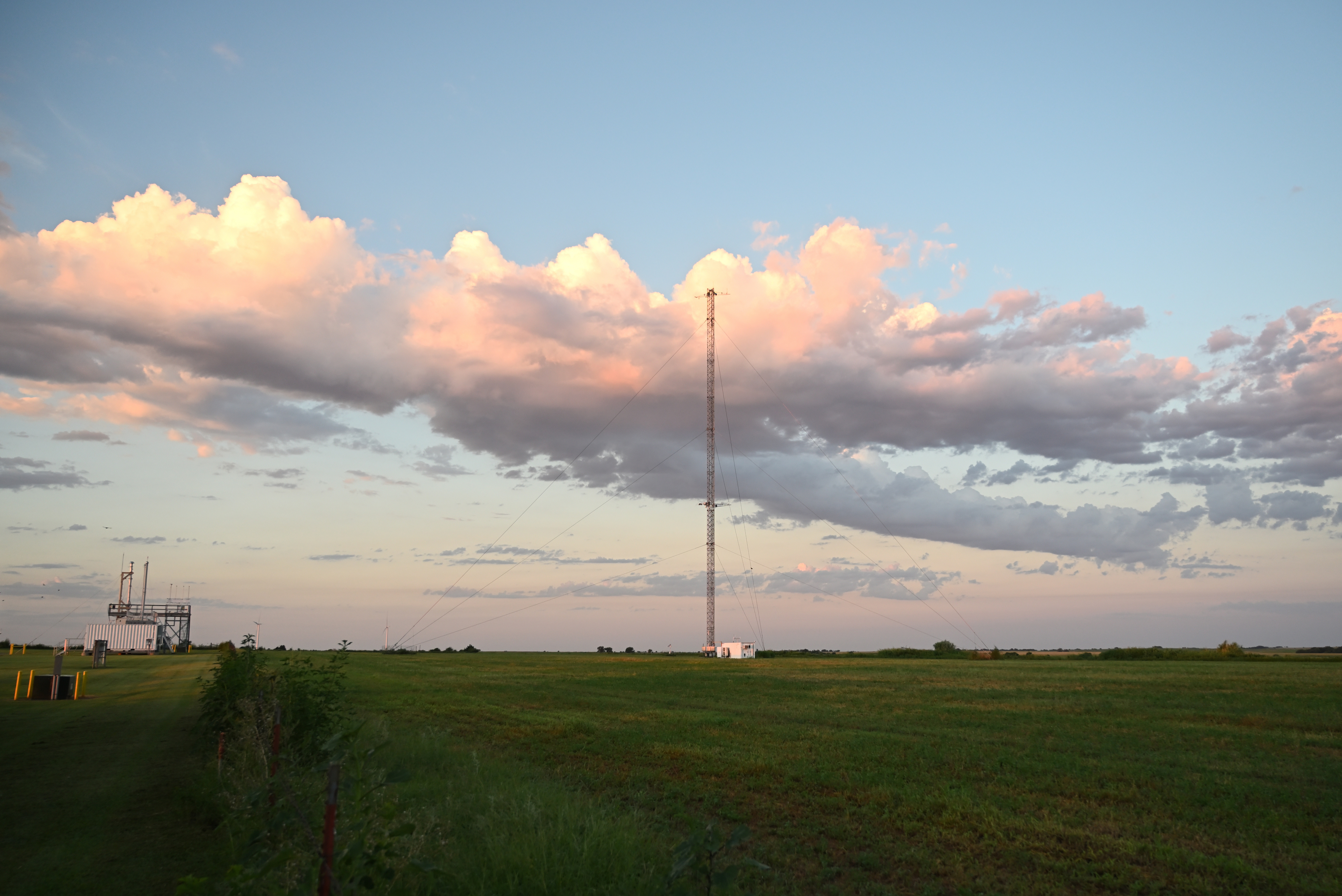 ARM's Southern Great Plains atmospheric observatory