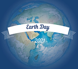User Executive Committee Celebrates Earth Day