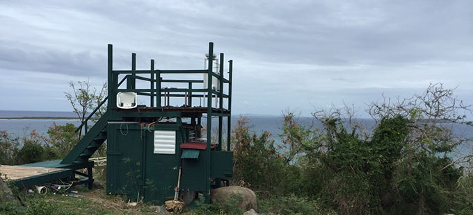 For Storm-Wracked Science in Puerto Rico, ARM Steps Up